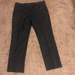 Black Express Men Dress Pants